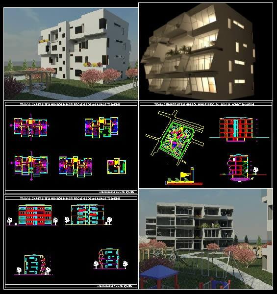 imagen Vivienda social, en Vivienda multifamiliar - condominios - Proyectos