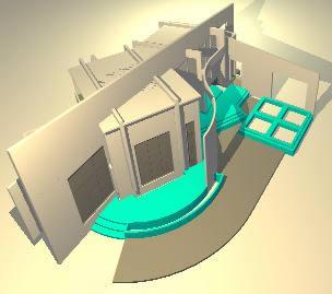 imagen Volumetria 3d, en Ejercicios varios - Dibujando con autocad