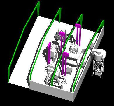 imagen Xda120000013-f- maquina de la industria cosmetologica, en Maquinaria - proyectos varios - Máquinas instalaciones